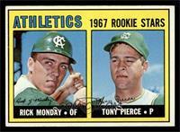 Rick Monday, Tony Pierce [EX]