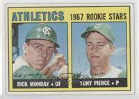 Rick Monday, Tony Pierce [Poor]