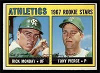 Rick Monday, Tony Pierce [EXMT]
