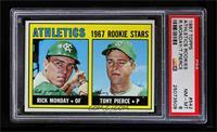 Rick Monday, Tony Pierce [PSA8]
