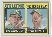 Rick Monday, Tony Pierce