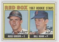 Russ Gibson, Billy Rohr [GoodtoVG‑EX]