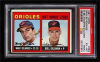 Mark Belanger, Bill Dillman [PSA 4]