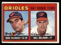 Mark Belanger, Bill Dillman [EX]