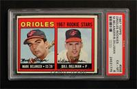 Mark Belanger, Bill Dillman [PSA 6]