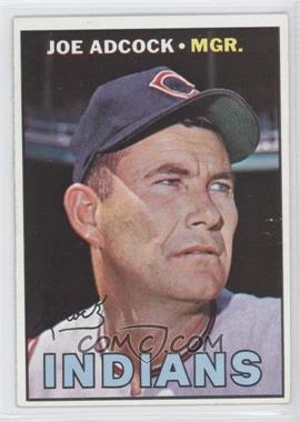 1967 Topps #563 - Joe Adcock