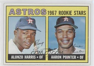 1967 Topps #564 - Aaron Pointer, Alvin Hazewinkel
