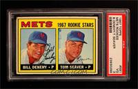 Bill Denehy, Tom Seaver [PSA 3]