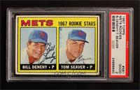 Bill Denehy, Tom Seaver [PSA 2]