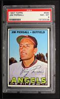 Jim Piersall [PSA 8]