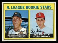 Jim Shellenback, Ron Willis [EXMT]