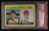 Jim Shellenback, Ron Willis [PSA 7]