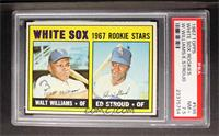 Walt Williams, Ed Stroud [PSA 7.5]