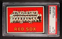 Boston Red Sox Team [PSA 8]