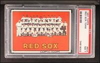 Boston Red Sox Team [PSA7]