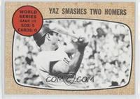 World Series Game #2 - Yaz Smashes Two Homers (Carl Yastrzemski)