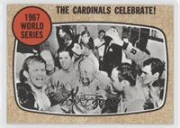 World Series - The Cardinals Celebrate!
