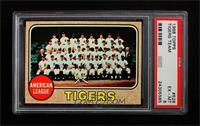 Detroit Tigers Team [PSA6]