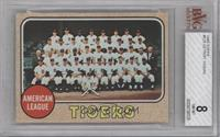 Detroit Tigers Team [BVG 8]