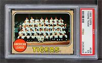 Detroit Tigers Team [PSA 5]