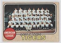 Detroit Tigers Team