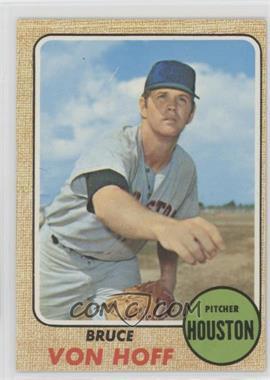 1968 Topps - [Base] #529 - Bruce Von Hoff