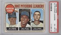 Jim Lonborg, Earl Wilson, Dean Chance (