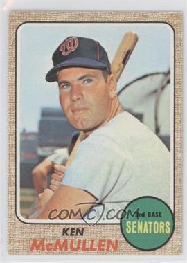 1968 Topps #116 - Ken McMullen