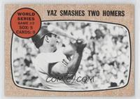 World Series Game 2 (Yaz Smashes Two Homers)