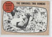 World Series Game #2 - Yaz Smashes Two Homers (Carl Yastrzemski)