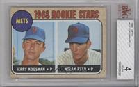 Rookie Stars (Jerry Koosman, Nolan Ryan) [BVG4]