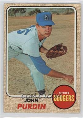 1968 Topps #336 - John Purdin