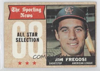 1968 Topps #367 - Jim Fregosi [Poor to Fair]
