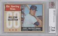 The Sporting News All Star Selection (Carl Yastrzemski) [BVG 7.5]