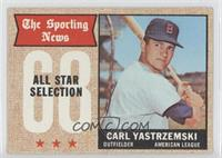 The Sporting News All Star Selection (Carl Yastrzemski)