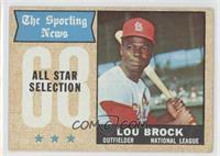 Lou Brock [GoodtoVG‑EX]