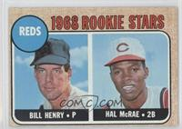 Bill Henry, Hal McRae