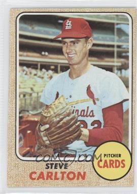 1968 Topps #408 - Steve Carlton