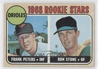 Fritz Peterson, Ron Stone