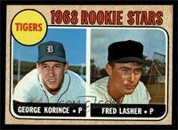 Fred Lasher, George Korince [NM MT]