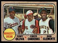 Manager's Dream (Tony Oliva, Chico Cardenas, Roberto Clemente) [EX]