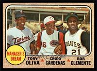Manager's Dream (Tony Oliva, Chris Cannizzaro, Roberto Clemente) [EXMT]