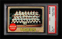 Detroit Tigers Team [PSA 6]