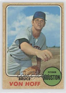 1968 Topps #529 - Bruce Von Hoff