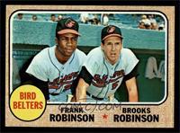 Bird Belters (Frank Robinson, Brooks Robinson) [EXMT]