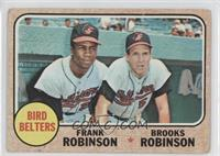 Bird Belters (Frank Robinson, Brooks Robinson) [Good to VG‑EX]