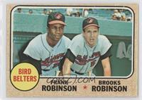 Bird Belters (Frank Robinson, Brooks Robinson)