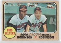 Bird Belters (Frank Robinson, Brooks Robinson) [GoodtoVG‑EX]
