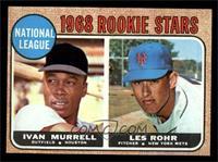 National League Rookie Stars (Ivan Murrell, Les Rohr) [EXMT]