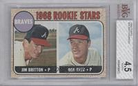 Jim Britton, Ron Reed [BVG 4.5]